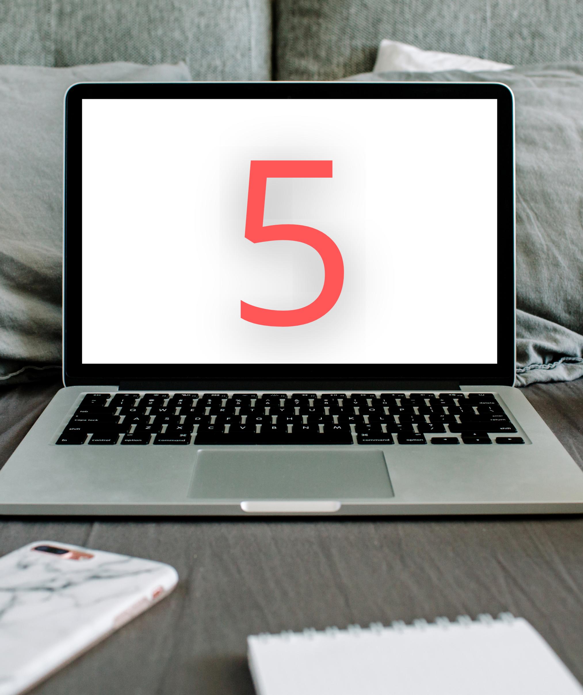5 tipp, amit mindenképpen fogadj meg laptop vásárlás előtt!